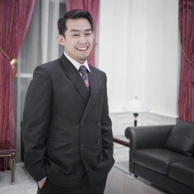 Iskandar Testimonial picture